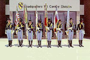 1st Cavalry Division History Decorations