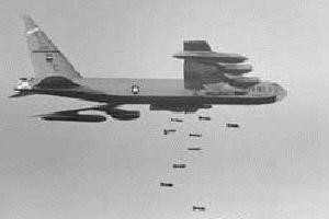 b 52 carpet bombing  1st Cavalry Division: AirMobile